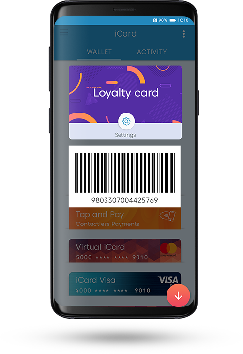 Digitize your loyalty cards