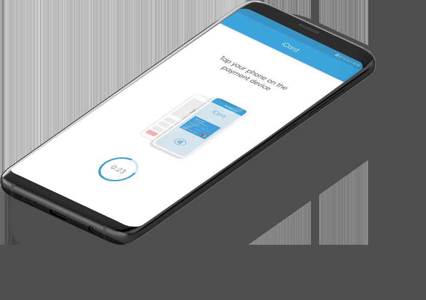 NFC smartphone