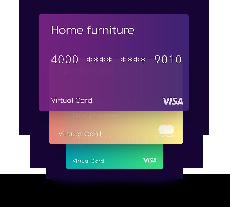 iCard virtual cards